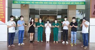 Chữa khỏi COVID-19 cho bệnh nhân nước ngoài, viện phí từ 20 triệu đến gần 700 triệu
