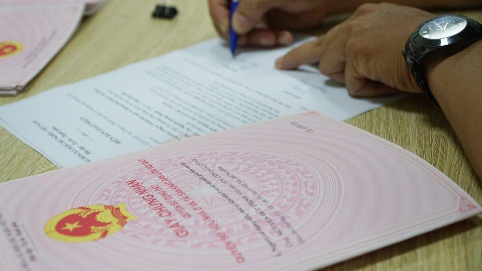 Các trường hợp đăng ký biến động đất đai được cấp Sổ đỏ mới năm 2020