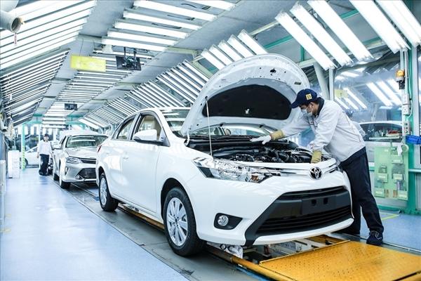 Chính thức giảm 50% lệ phí trước bạ đối với ô tô sản xuất trong nước