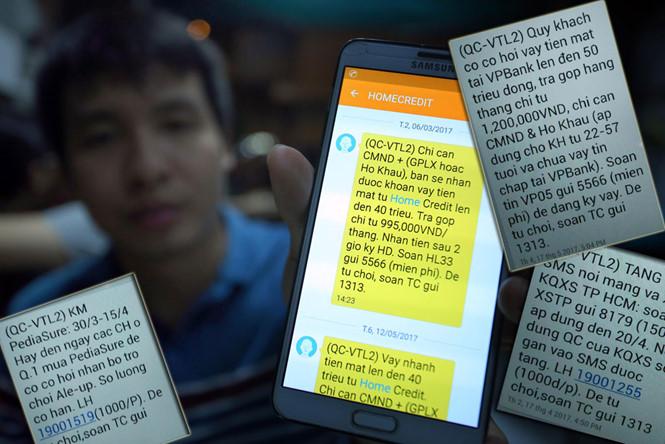 Phạt 100 triệu khi gửi tin nhắn, gọi điện QC đến danh sách không quảng cáo