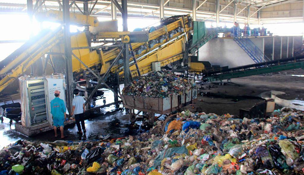 Ban chuẩn bị đầu tư khu xử lý chất thải rắn vùng liên tỉnh có nhiệm vụ gì?