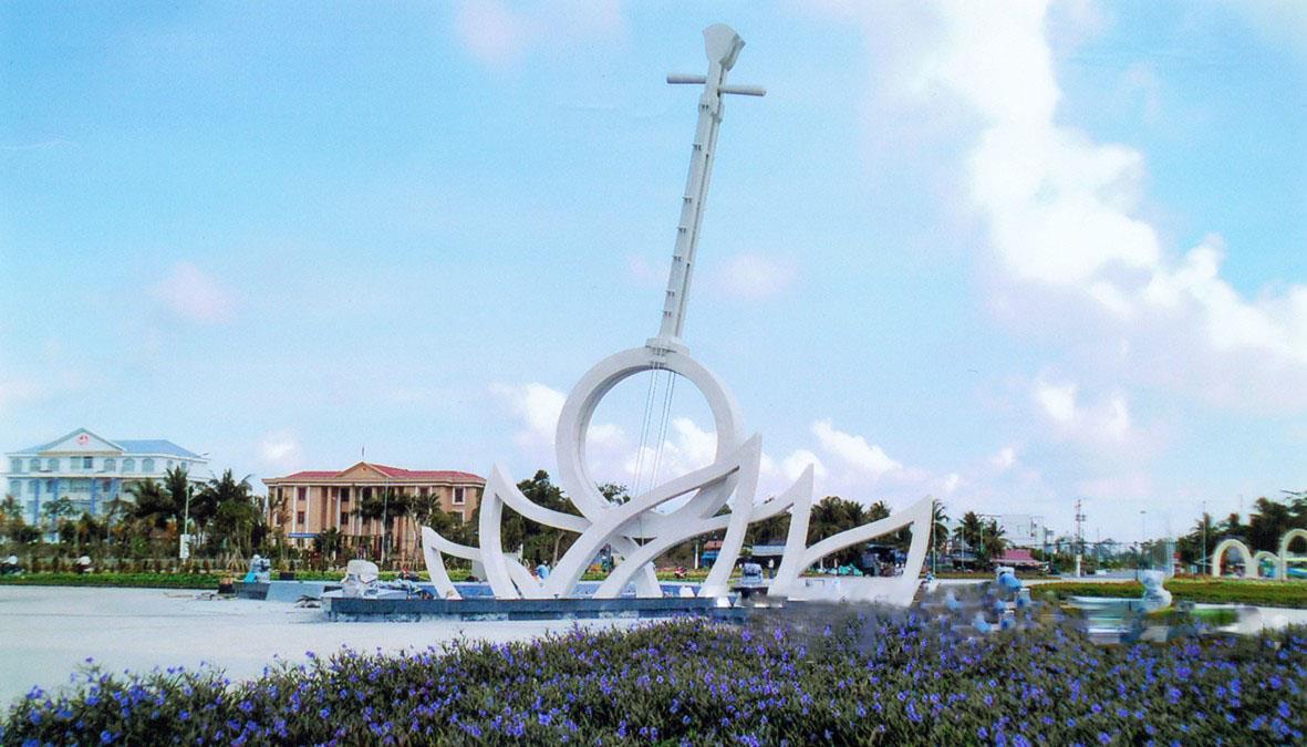 Thành lập thị trấn Châu Hưng thuộc huyện Vĩnh Lợi với 3.420,23ha diện tích