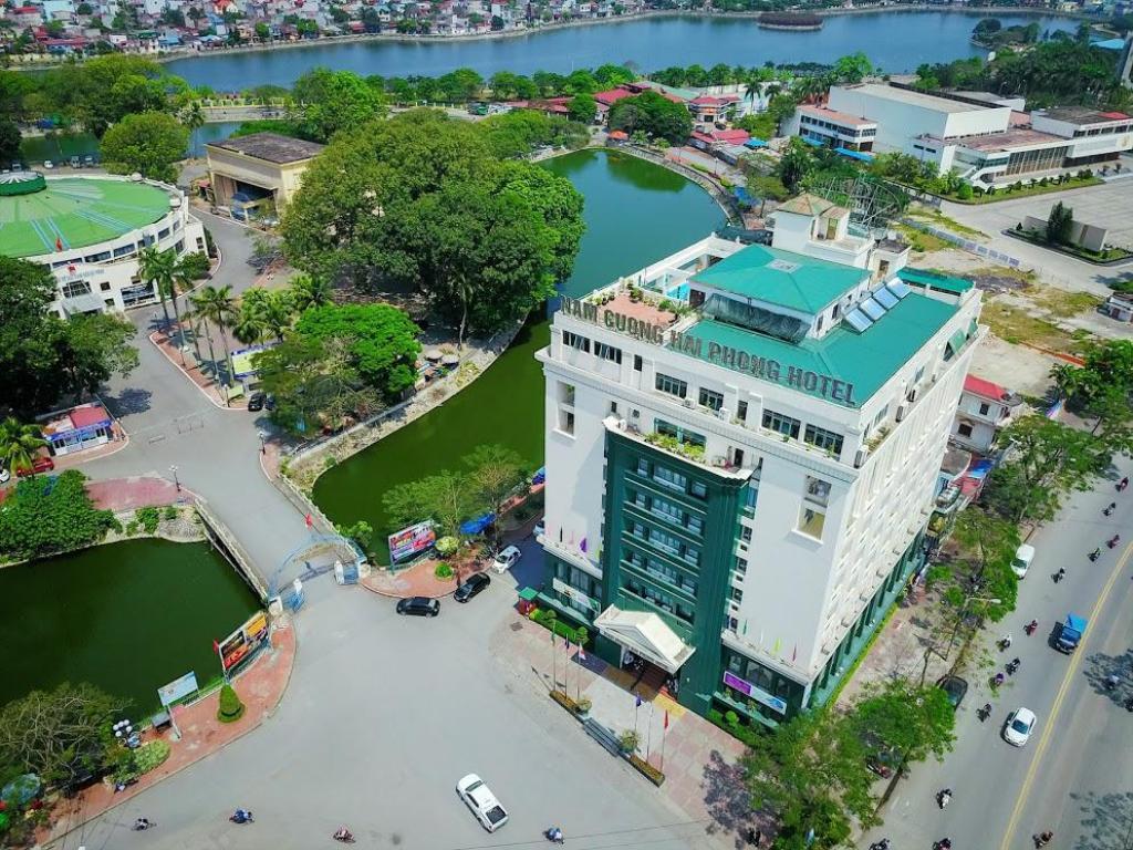 Thành lập phường Đông Hải 1 và Đông Hải 2 thuộc quận Hải An từ ngày  27/04
