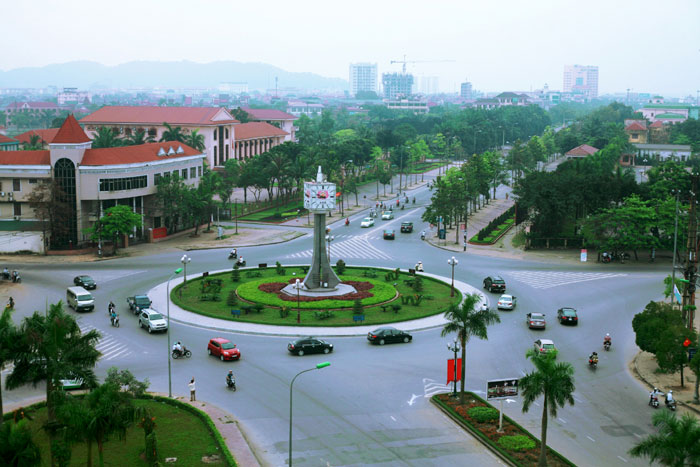 Điều chỉnh địa giới hành chính 04 xã để mở rộng thị trấn Quán Hành, huyện Nghi Lộc
