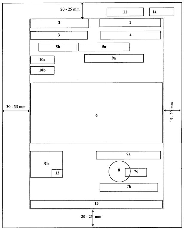 Tổng hợp quy tắc trình bày thể thức văn bản hành chính cơ bản