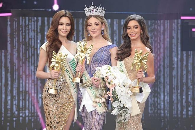 Từ ngày 01/02/2021, thi hoa hậu quốc tế không cần phải có danh hiệu trong nước