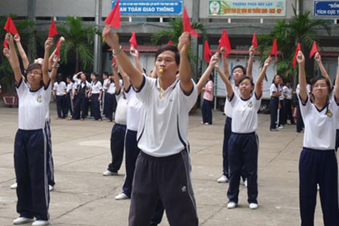 03 chế độ ưu đãi giành riêng cho giáo viên thể dục các cấp