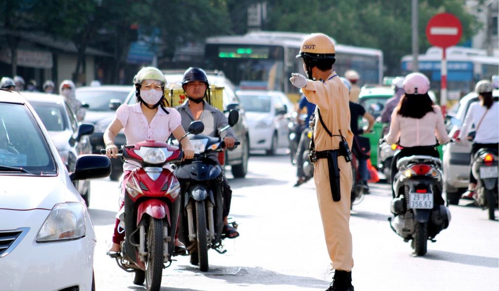 Tết Nguyên đán 2021: 10 hành vi vi phạm giao thông phổ biến