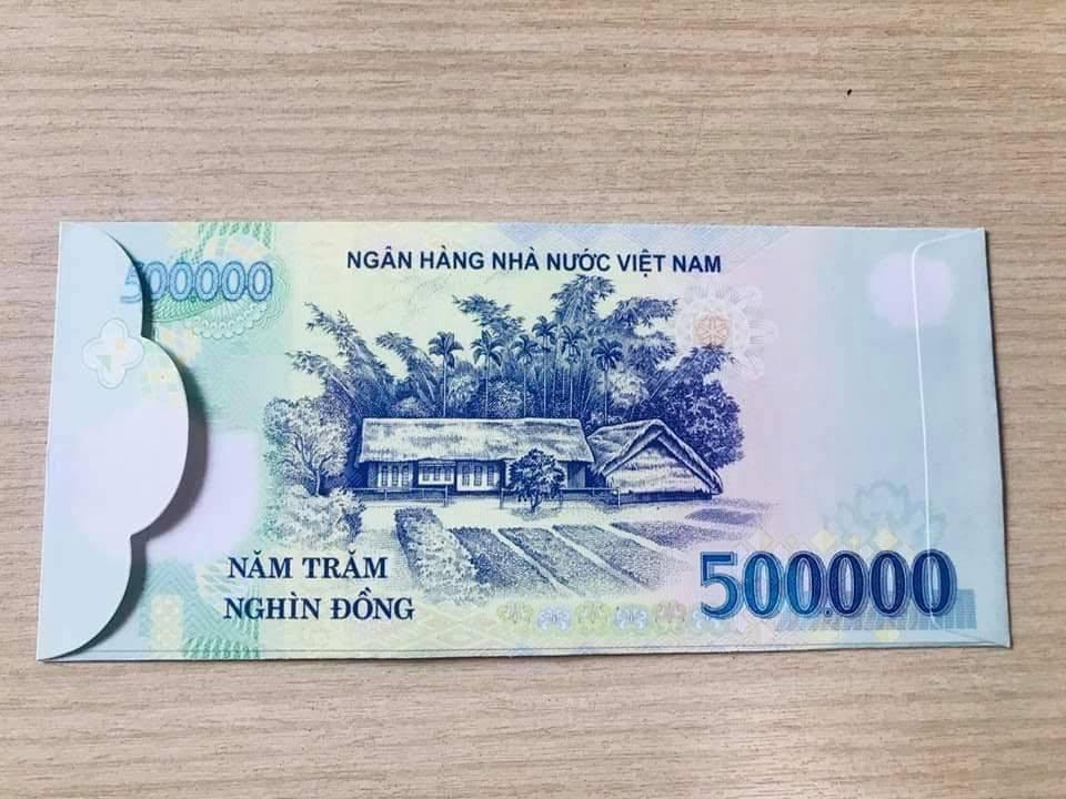 Tết 2021: Bao lì xì in hình tiền Việt Nam sẽ bị phạt đến 50 triệu đồng