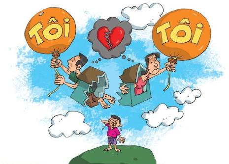 Những nguyên tắc giải quyết tài sản của vợ chồng khi ly hôn