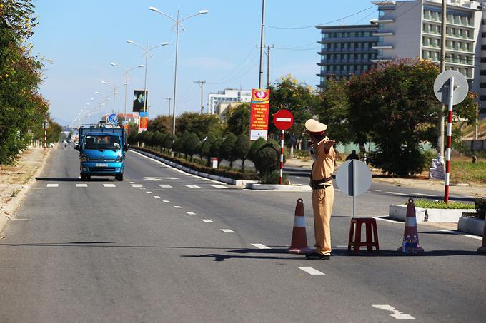 Quảng Nam, Quảng Trị dừng xe khách đến địa phương có dịch