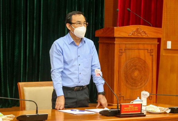 Hội nghị trực tuyến Ban chấp hành Đảng bộ TP.HCM lần 7 hạ quyết tâm chống dịch bằng được