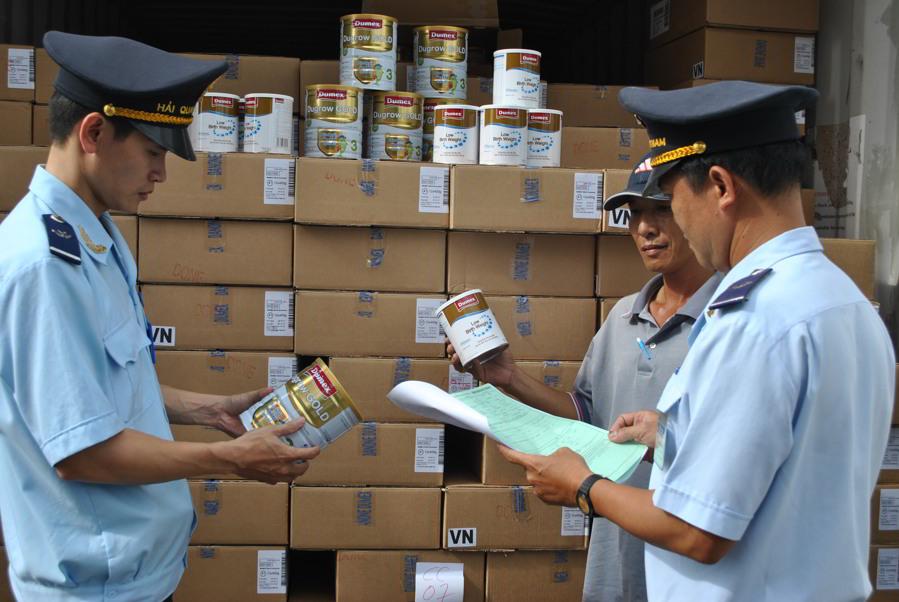 Quy trình Phân tích để phân loại hàng hóa xuất, nhập khẩu