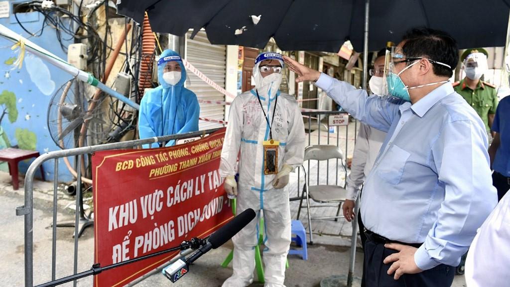 Thủ tướng: Lập đường dây nóng 019 - Không Covid của Việt Nam