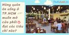 Hàng quán ăn uống ở TP.HCM muốn mở cửa phải đạt các tiêu chí nào?