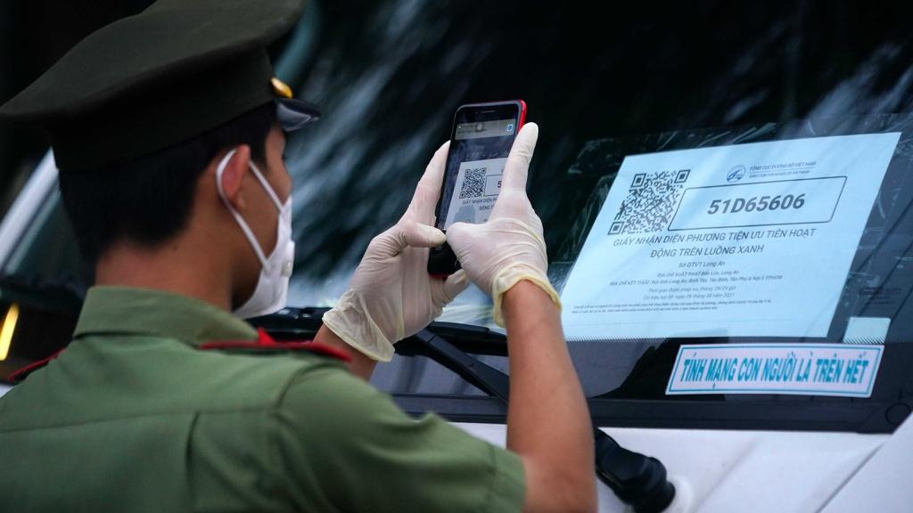 Bộ Công an sẽ cấp QR Code cho xe vận tải hàng hóa thay Bộ GTVT