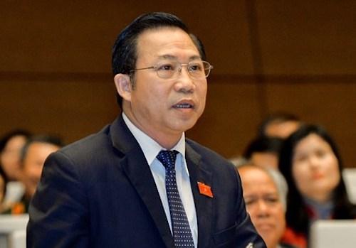 Ông Lưu Bình Nhưỡng, Uỷ viên Uỷ ban Các vấn đề xã hội của Quốc hội. Ảnh: Quốc hội