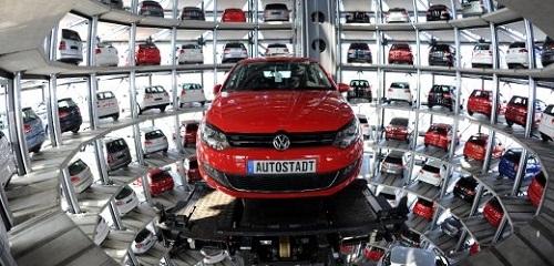 VW và nhiều hãng xe lớn của Đức sẽ chịu ảnh hưởng nếu chính sách thuế mới được thông qua. Ảnh: Top picture.