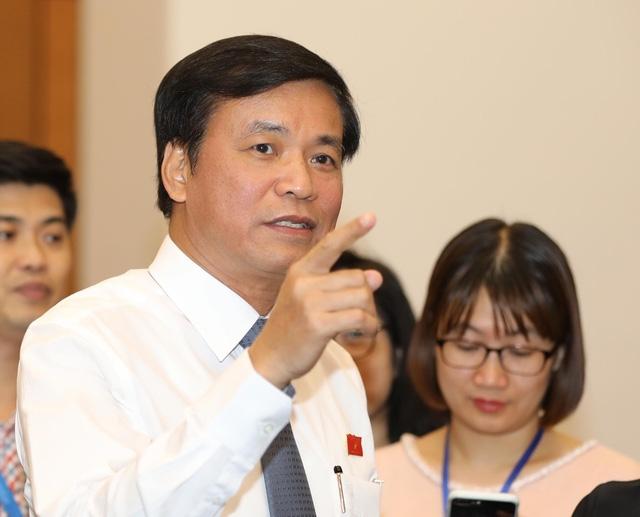 Bộ trưởng Nguyễn Văn Thể có mặt trong 4 ghế nóng bị chất vấn - Ảnh 1.