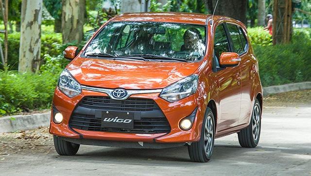 Toyota Wigo là mẫu xe được nhiều khách hàng Việt Nam chờ đợi sẽ về nước trong thời gian tới