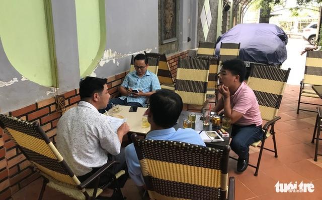 Thí sinh thi công chức Đắk Lắk tuyên bố tiếp tục khiếu nại - Ảnh 1.