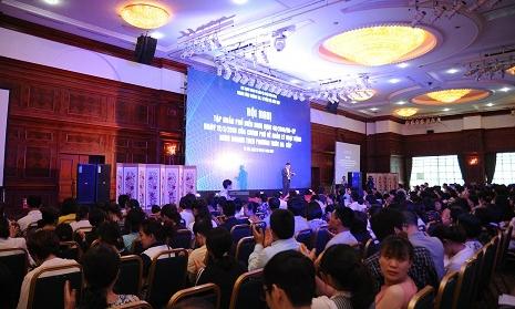 hội nghị tập huấn các quy định của nghị định mới do công ty Amway Việt Nam phối hợp với Cục Quản lý cạnh tranh thuộc Sở Công thương TP HCM