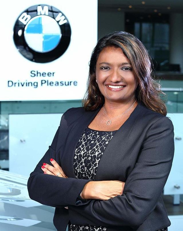 Bà Preeti Gupta - Giám đốc đối ngoại của BMW châu Á cho biết lô xe BMW nằm lưu cảng Việt Nam sẽ tái xuất về Đức và không trở lại Việt Nam.