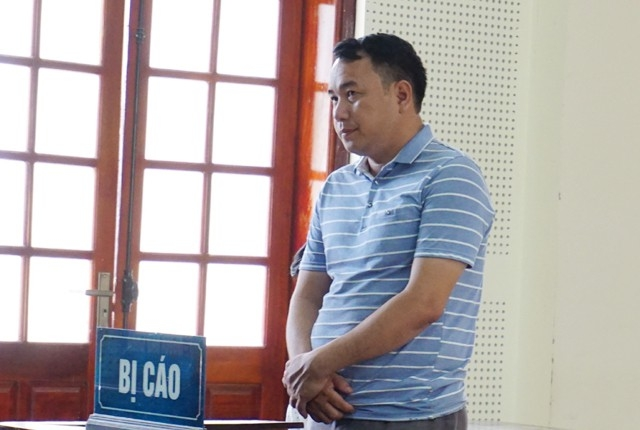 Trương Xuân Vũ - người thu tiền và tổ chức cho các công dân sang Hàn Quốc và Úc bất hợp pháp