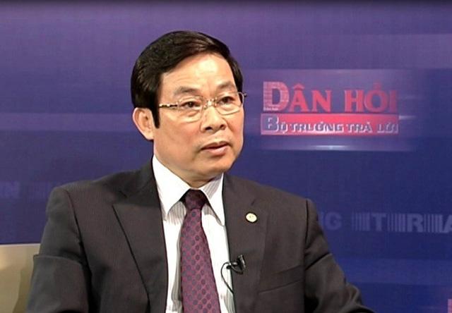 Nguyên Bộ trưởng Bộ Thông tin và Truyền thông Nguyễn Bắc Son