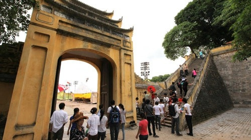 Nghiêm cấm tổ chức sự kiện thương mại tại Hoàng thành Thăng Long - Ảnh 1.