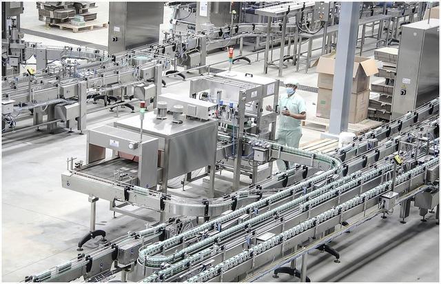 Nhà máy đạt chuẩn Quốc tế của Nutifood