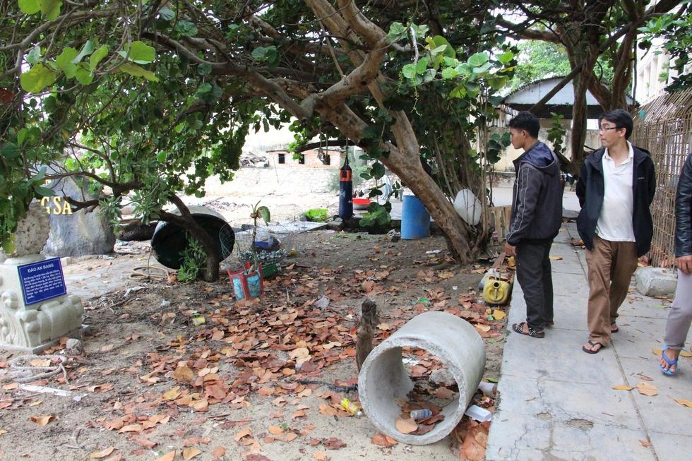 Công viên mang tên Trường Sa ở Khánh Hoà đang bị đối xử như thế nào? - Ảnh 10.