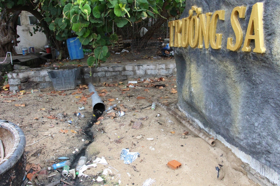 Công viên mang tên Trường Sa ở Khánh Hoà đang bị đối xử như thế nào? - Ảnh 6.