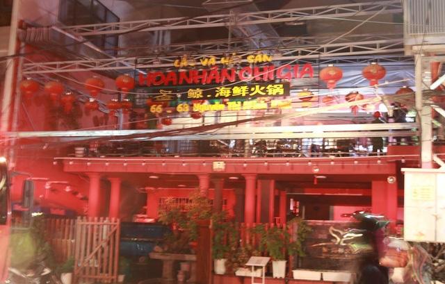 Nhà hàng ở Nha Trang nơi xảy ra vụ cháy nổ hỗn hợp khí gas khiến 2 cảnh sát bị thương