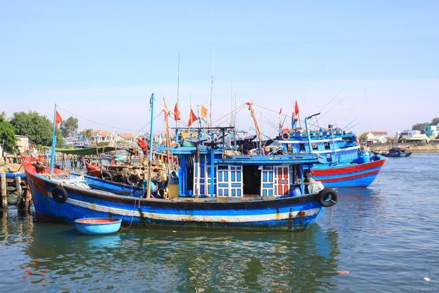 Một bất cập hiện nay là những chiếc tàu cá có trị giá nhiều tỷ đồng lại không thuộc diện quản lý về PCCC