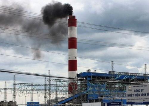 Nhiệt điện than đang là tác nhân gây ô nhiễm môi trường nghiêm trọng ở Việt Nam. Ảnh: PD.