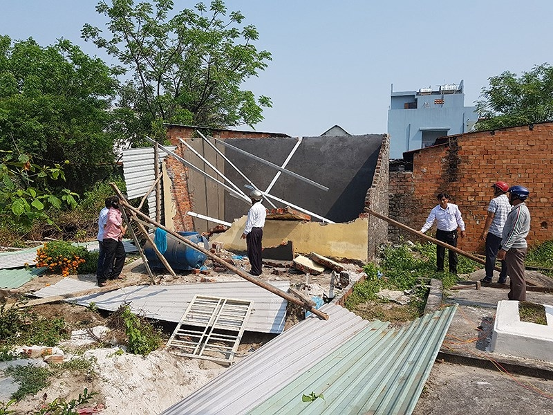 Vỡ quy hoạch ga Đà Nẵng vì 5.000 căn nhà - ảnh 1