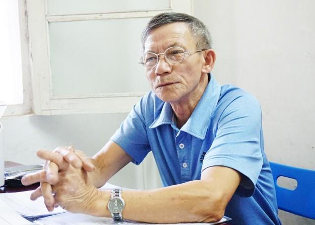 Ông Nguyễn Phúc Châu: Nguyện vọng của người dân là được cấp giấy chứng nhận quyền sử dụng đất, quyền sở hữu nhà và tháo gỡ các vướng mắc để có điều kiện cải tạo, xây dựng lại chung cư, yên tâm sinh sống