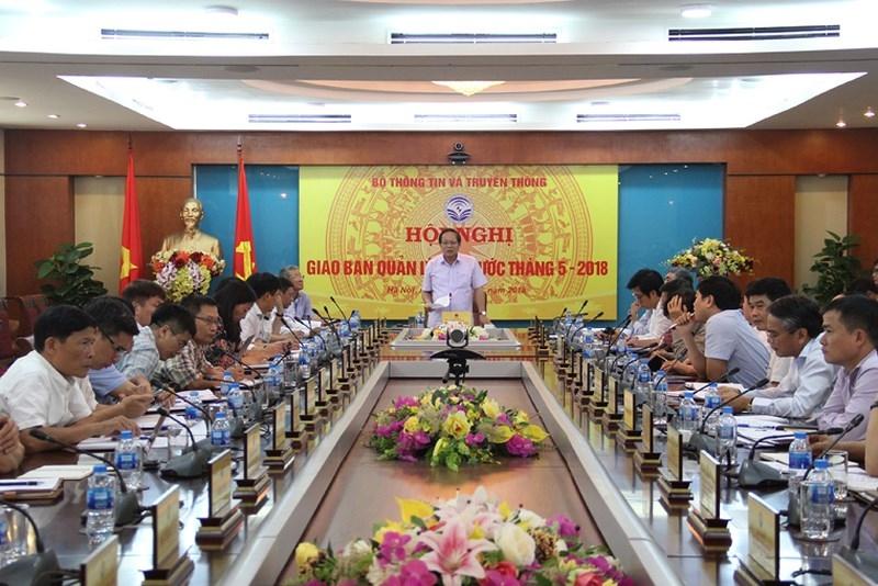 Bộ trưởng Bộ TT&TT nói về kết luận của UBKTTƯ vụ MobiFone-AVG - ảnh 1