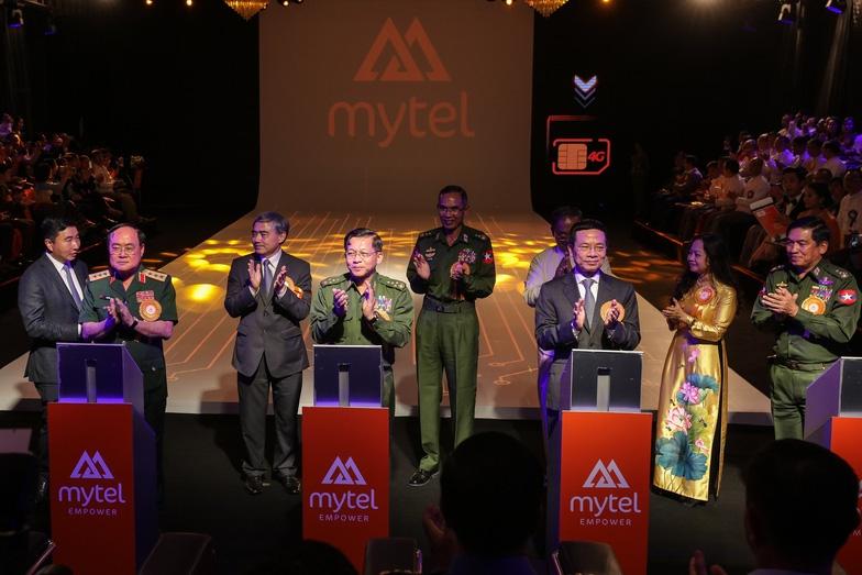 Viettel chính thức khai trương mạng di động quốc tế thứ 10 tại Myanmar - Ảnh 1.