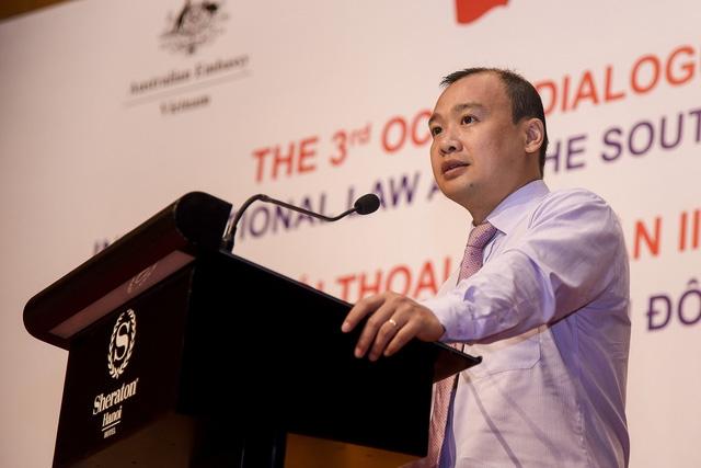 TS. Lê Hải Bình - Phó Giám đốc Học viện Ngoại giao