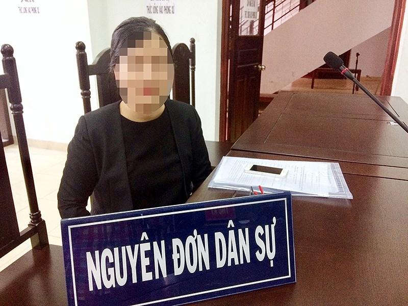 Sa thải nữ giám đốc mang thai, công ty bị kiện - ảnh 1