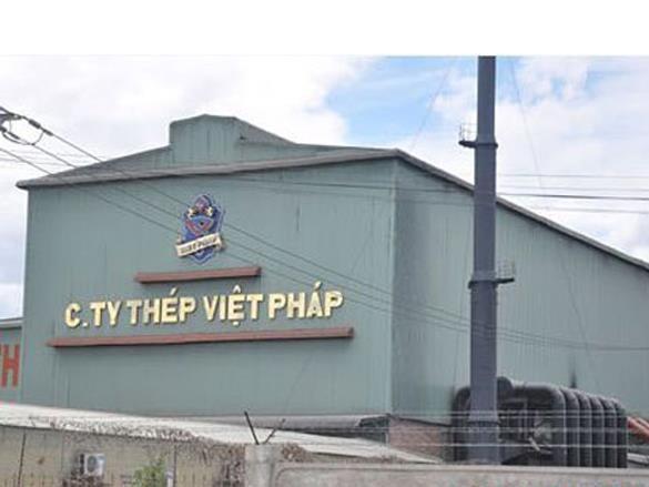 Trong quá trình liên tục bị người dân phản đối và tạm dừng hoạt động, Thép Việt Pháp đang gặp khó khăn tạm thời về tài chính.