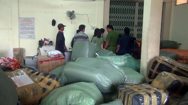 Tỉnh Phú Yên đang tạm giữ lô hàng và tiếp tục điều tra làm rõ (ảnh minh hoạ)