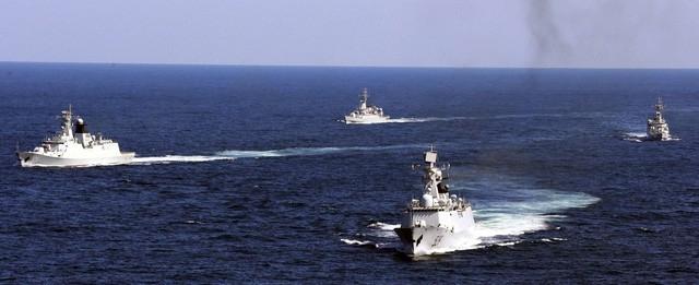 Vấn đề Biển Đông đang có những diễn biến phức tạp và căng thẳng (ảnh: Reuters)
