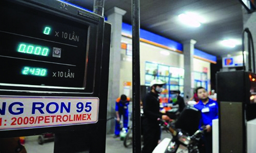 Phó thủ tướng yêu cầu công bố giá cơ sở xăng RON 95