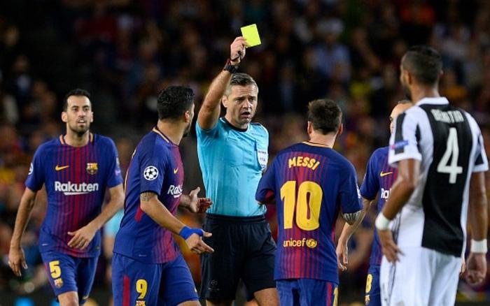 Lục tung hồ sơ trọng tài đẹp trai phạt thẻ đỏ Colombia ngay phút thứ 3 - Ảnh 4.