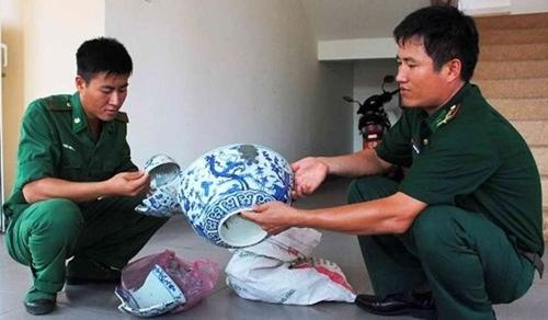 Đề xuất chi 50 tỷ khai quật tàu cổ tại biển Dung Quất