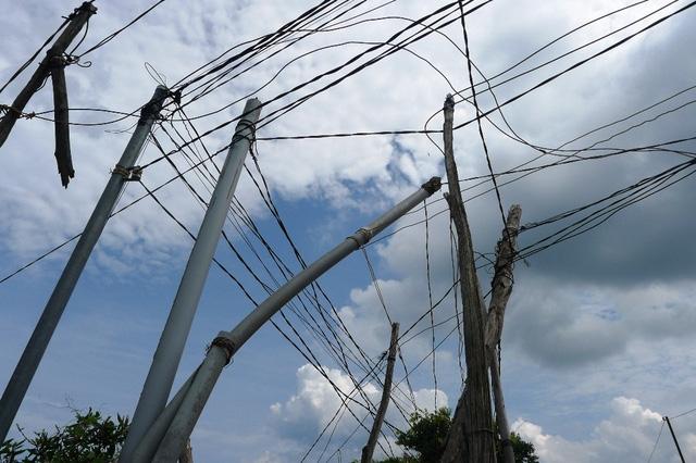 Lãnh đạo Kiên Giang sẽ cho lực lượng đến kiểm tra và nâng cấp lại mạng lưới điện không đảm bảo an toàn trong thời gian sớm nhất