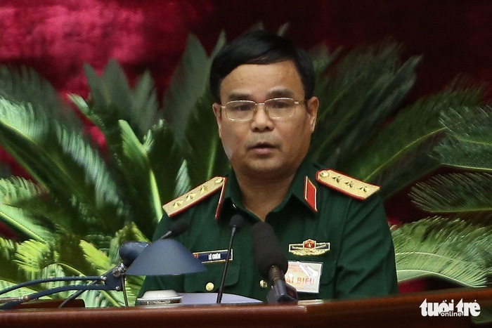 Một số vụ án tham nhũng trong quân đội xử lý còn chậm - Ảnh 1.